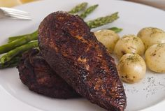 Recipes - Coffee and Cocoa Grilled Chicken » Chicken.ca