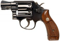 Dad's gun when he was a kid.  Smith & Wesson Model 10 - Internet Movie Firearms Database - Guns in Movies, TV and Video Games