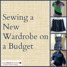 Excellent roundup of tutorials on how to refashion clothes--tops, bottoms, dresses, and for kids. Sewing Hacks, Sewing Tutorials, Sewing Crafts, Sewing Projects, Sewing Patterns, Sewing Ideas, Sewing Tips, Techniques Couture, Sewing Techniques