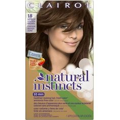 Introducing Clairol Natural Instincts 5G Pecan Medium Golden Brown 1 Kit Pack of 2. Great Product and follow us to get more updates!