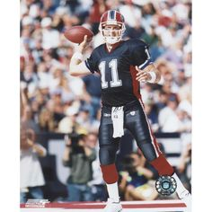 Buffalo Bills Drew Bledsoe Unsigned 8'' x 10'' Photograph, Sale: $3.99 -  You Save: $6.00