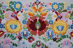 Matyo embroidery - Hungary