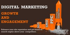 Enhance your site reputation and get found on search engine above your  competitors. For doing SEO, SMO, PPC, Adwards