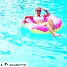 #montigoresorts @sarakatestyling with @repostapp.  Had so much fun floating with my NC @theblogsocieties girls today! Thank you so much for hosting us @wendellfallsnc! @liketoknow.it www.liketk.it/1Hs7W #liketkit by fatfloatsg