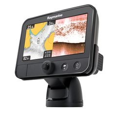 Raymarine Dragonfly 7 GPS/Fishfinder Combo w/Transom Mount Transducer - US Lake & Coastal Chart by C-Map - https://www.boatpartsforless.com/shop/raymarine-dragonfly-7-gpsfishfinder-combo-wtransom-mount-transducer-us-lake-coastal-chart-by-c-map/