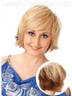 Short Hair Styles For Women Over 40 | short hairstyles for women over 40 2013 | New Elegant Hairstyles, New ...