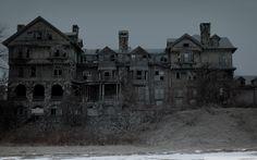 Dilapidated school..hauntingly beautiful
