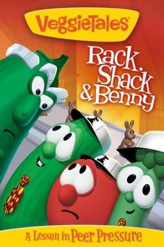 VeggieTales:  Rack Shack and Benny