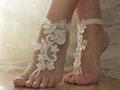 Barefoot Sandals para casamento: será que a moda pega?