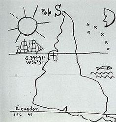Resultado de imagen para mapa de america silueta
