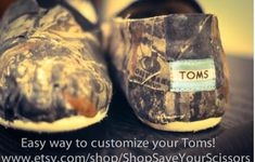 Camo toms. YES.