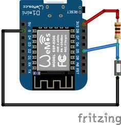 IOT learning. Many examples for Arduino with ethernet, Wemos and NodeMCU