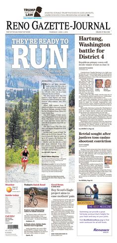 Reno Gazette-Journal 6/2/16 via Newseum