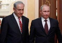 """Share or Comment on: """"RUSSIA: Moscow's Offensive In Syria Paying Big Dividends"""" - http://www.politicoscope.com/wp-content/uploads/2016/02/Israels-Prime-Minister-Benjamin-Netanyahua-and-Russian-President-Vladimir-Putin-right.jpg - By all accounts the top-level diplomatic and operational efforts between Israel and Russia have succeeded.  on Politicoscope: Politics - http://www.politicoscope.com/russia-moscows-offensive-in-syria-paying-big-dividends/."""