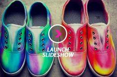 DIY Shoe Ideas That'll Have Your Kiddos Walking On Air | Elizabeth Street