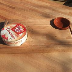 'Camembert' Cheese Board