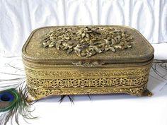 Vintage jewelry boxes. Комментарии : LiveInternet - Российский Сервис Онлайн-Дневников