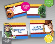 toy story food labels - Google Search