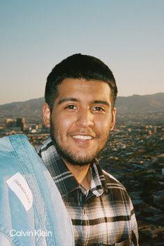 Adraint Bereal captured Juan Paul in El Paso. one future #ckone Ck One, Color Pop, Calvin Klein, Campaign, Future, People, El Paso, Future Tense, People Illustration