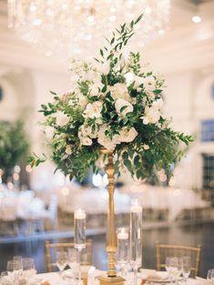Read More: https://www.stylemepretty.com/2018/01/22/stylish-formal-new-jersey-wedding/