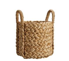 15 End-of-Summer Necessities via // Pottery Barn beachcomber large tote basket Newport, Fiddle Leaf Fig Tree, Large Tote, Home Organization, Basket Organization, Pottery Barn, Straw Bag, Hand Weaving, Basket Weaving