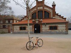 Recados y gestiones por Madrid en Bici. De www.conciergerecados.es