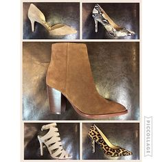 WEBSTA @ effiesinc - Shoe LaLa! Fun, chic heels and your perfect bootie for the fall are in!! And even more on the way!! #shoetastic #bootielove
