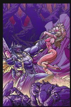 ThunderCats cover 2 by Chuckdee
