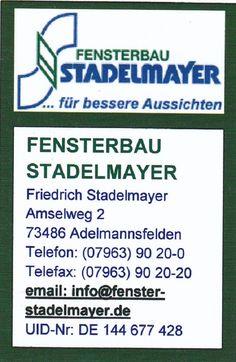 Fenstereinbau Tipps BauFachForum Baulexikon Seepark Pfullendorf der Tipp: Der Fenster- und Türen-Einbau-Profi aus Adelmannsfelden.