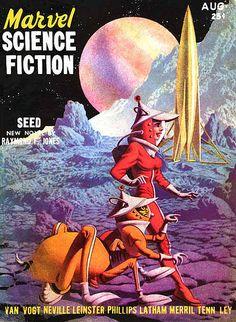 Marvel Science Fiction