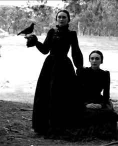 """""""For the last time, Alice, no self-respecting witch has a parrot as a pet. We're keeping the raven."""""""