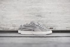 """PUMA Suede Courtside """"Perf"""" Pack"""