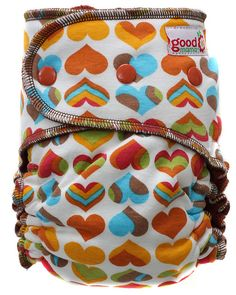 Cloth diapers - The Good Mama
