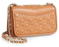 Tory Burch Mini Fleming. I want this purse!