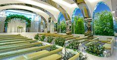 CHAPEL | ウエディング | QUANTIC | 福岡・天神の結婚式場
