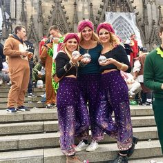 Karneval Gruppenkostume 19 Lustige Vorschlage Homemade Costumes