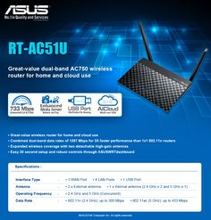 ASUS Networking RT-Ac51U