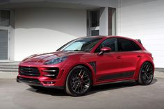 Porsche Macan S Macan Turbo First Test Motor Trend Porsche Macan Turbo, Porsche Taycan, Porsche Club, Luxury Car Brands, Luxury Suv, Macan S, Wide Body Kits, Best Suv, Sweet Cars