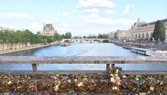 Beautiful view from the Pont des Arts in Paris.   Spring Break in Paris! Chicago, New York or Washington, D.C. to Paris $541 RT
