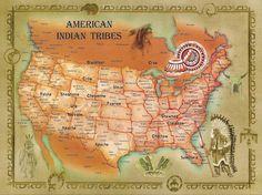 The Coushatta of Louisiana use a plain white flag bearing the tribal