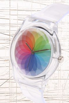 May 28th Multi Swirl Watch at Urban Outfitters