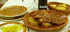 Receta de la olla podrida típica de Burgos