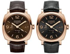 Panerai Radiomir 1940 10 Days GMT Automatic Oro Rosso Watch