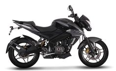 Bajaj Auto has launched the 2017 Bajaj Pulsar with BSIV compliance and Auto Headlamp On feature. The bike also gains new graphics and a belly pan. Bajaj Auto, Moto Ns, Pulsar 200ns, Ns 200, Bike Photoshoot, Bike Pic, Yamaha Fz, Honda City, Models