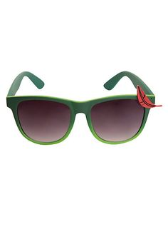 Disney Peter Pan Feather Retro Sunglasses | Hot Topic