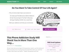 Addiction, Tips, Counseling