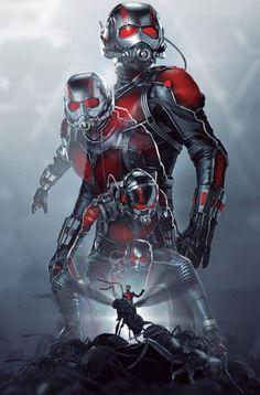 nuevo superhéroe de marvel hombre hormiga