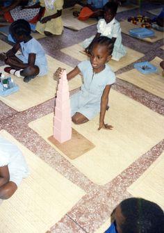 Montessori In Tanzania