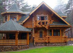красивые дома в русском стиле фото: 20 тыс изображений найдено в Яндекс.Картинках