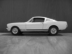 1965 Shelby GT 350--The first and original Shelby Mustang